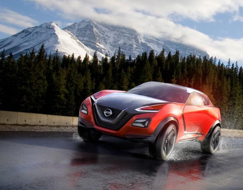 Nissan интригует «невиданным ранее» концептом, который привезет в Жене