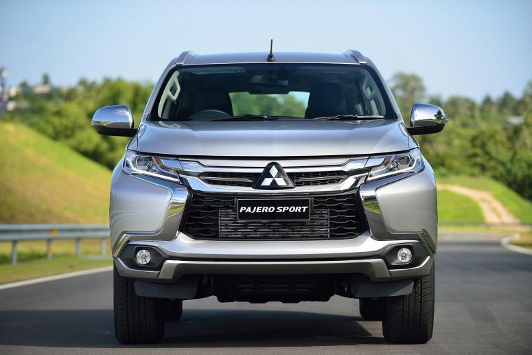 2016 Mitsubishi Pajero Sport представили официально [видео]