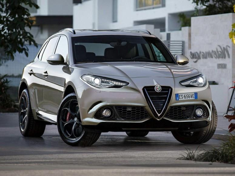 Первый кроссовер Alfa Romeo поступит в продажу в конце следующего года
