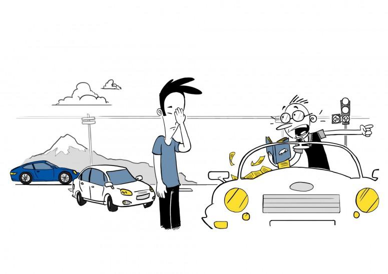 7 самых распространённых психотипов водителей