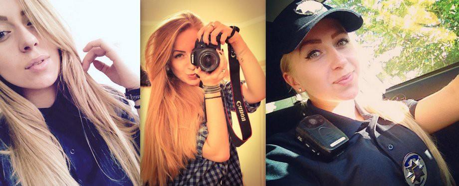 Картинки девушек блондинок красивые — 1