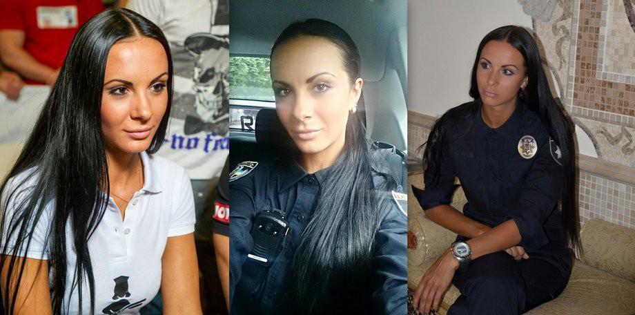 Сексуальные девушки милиция