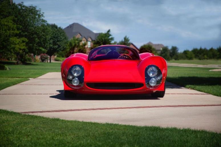 eBay: за млн выставили один из двух существующих Ferrari Thomassima II