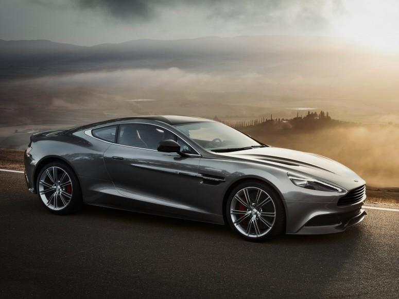 На чем ездят в новой бондиане «007: Спектр»