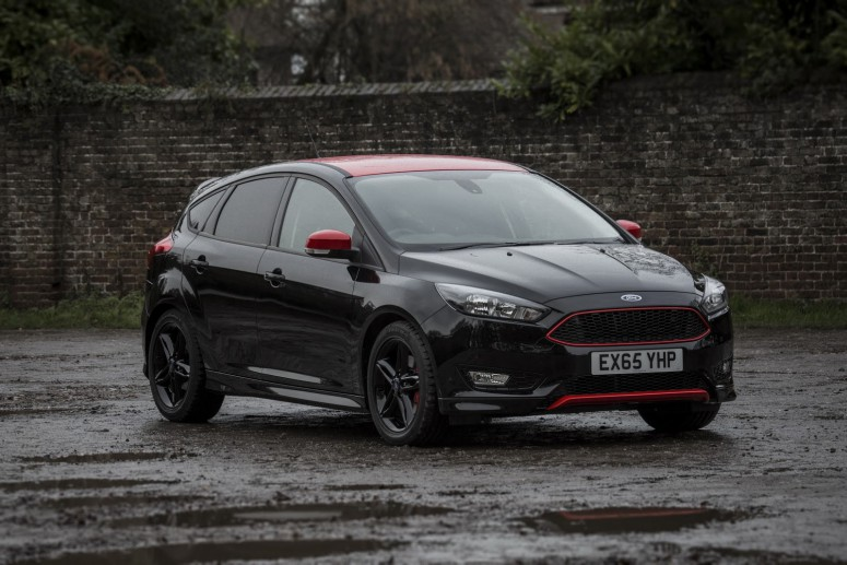 Ford похвастался специальными изданиями трех моделей