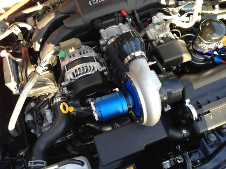 Ford применит углеволокно в двигателе и поставит электротурбонаддув