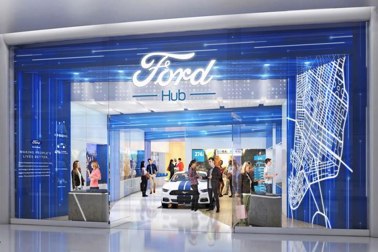 Почему Ford взялся за разработку приложений для смартфонов?