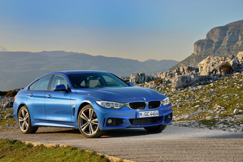 Линейка BMW 4-Series получила новые двигатели