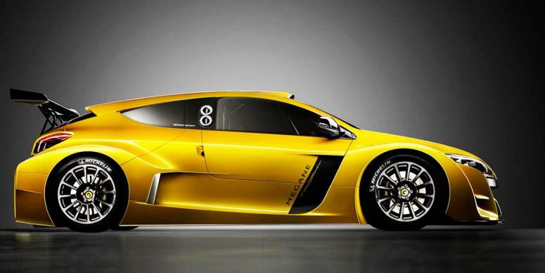 ������������� ������ Renault Megane RS �������� ����������� «������»