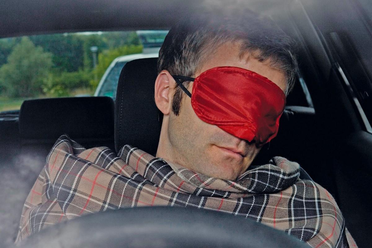 смешные фотографии водителей спящих стало