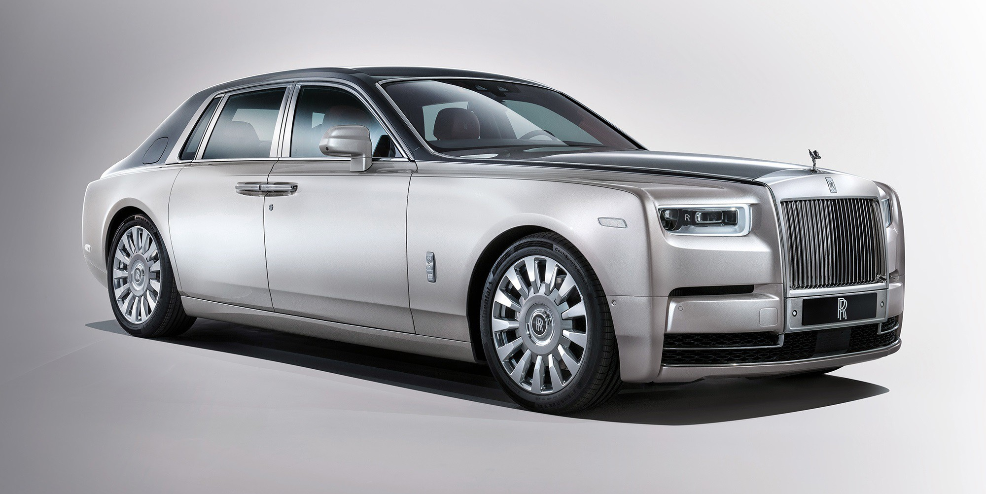 Rolls-Royce Phantom 2018: вот и всё