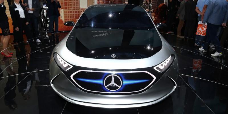 Mercedes-Benz говорит «да» летающим машинам