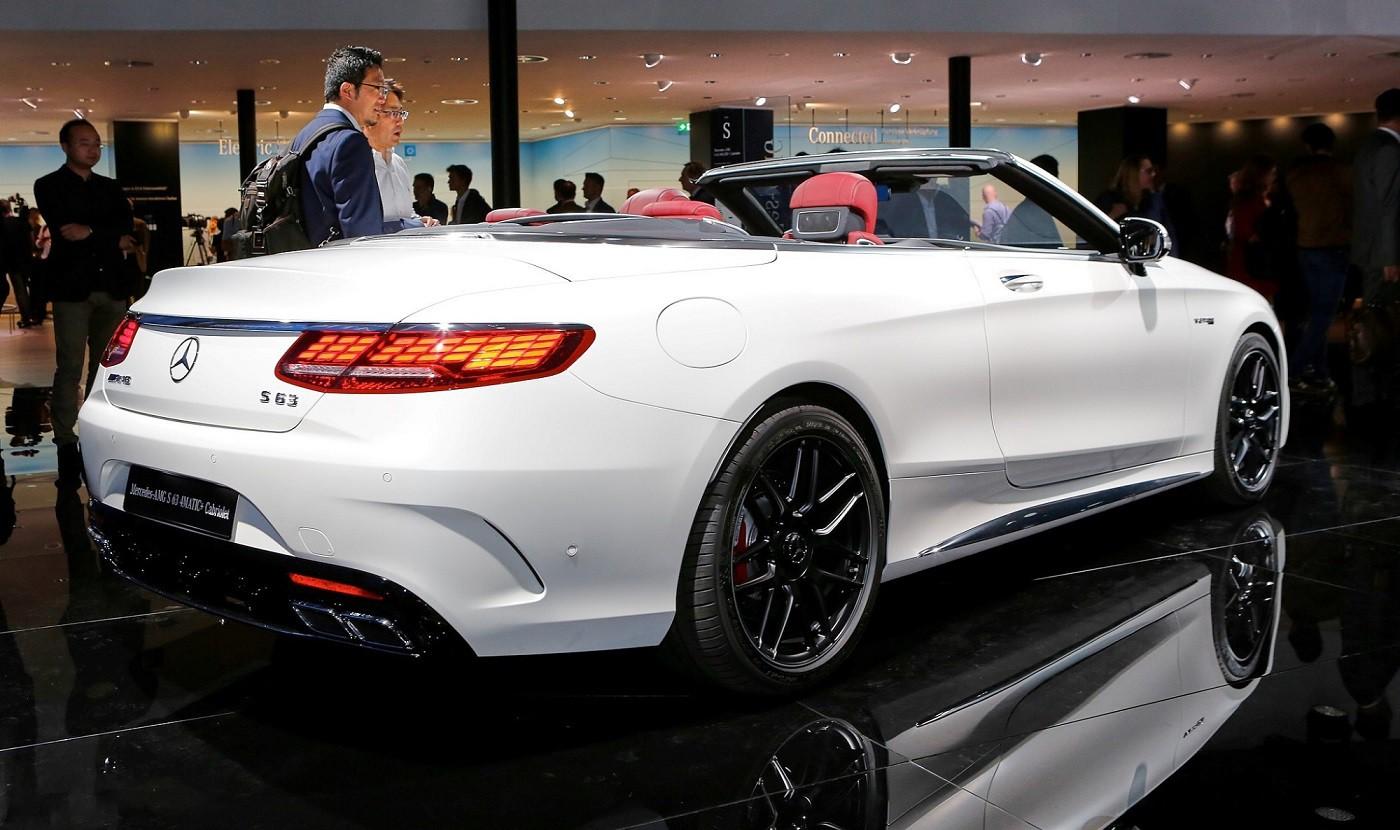Mercedes: рассказываем о главных новинках Франкфурта