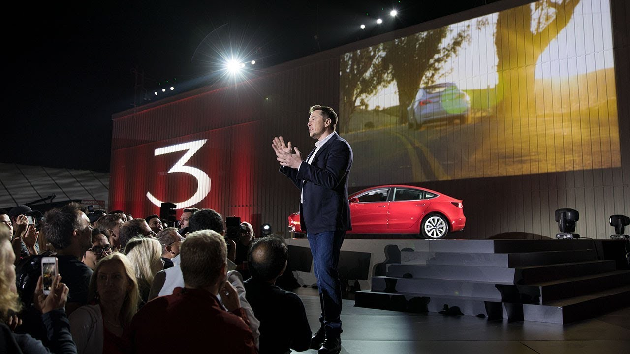 elon musk and tesla motors incorporated Elon musk reveals tesla semi truck that will blow musk has hinted that the semi will have two motors the truck is part of elon musk's new vision for tesla.