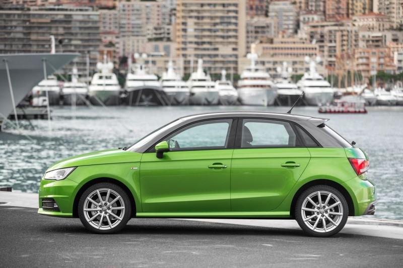 Следующая Audi A1 не получит дизеля