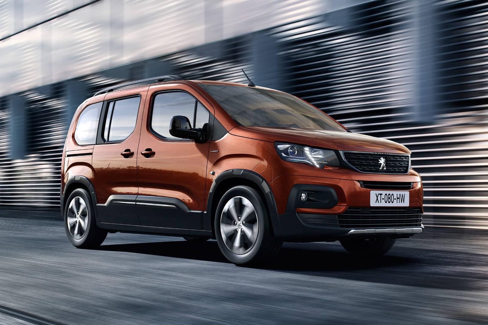 Каблучок Peugeot Partner превратился в Rifter — АвтоМания 8a6139fe94a6c