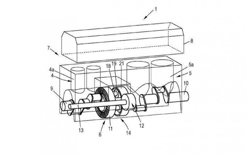 Audi запатентувала революційний двигун
