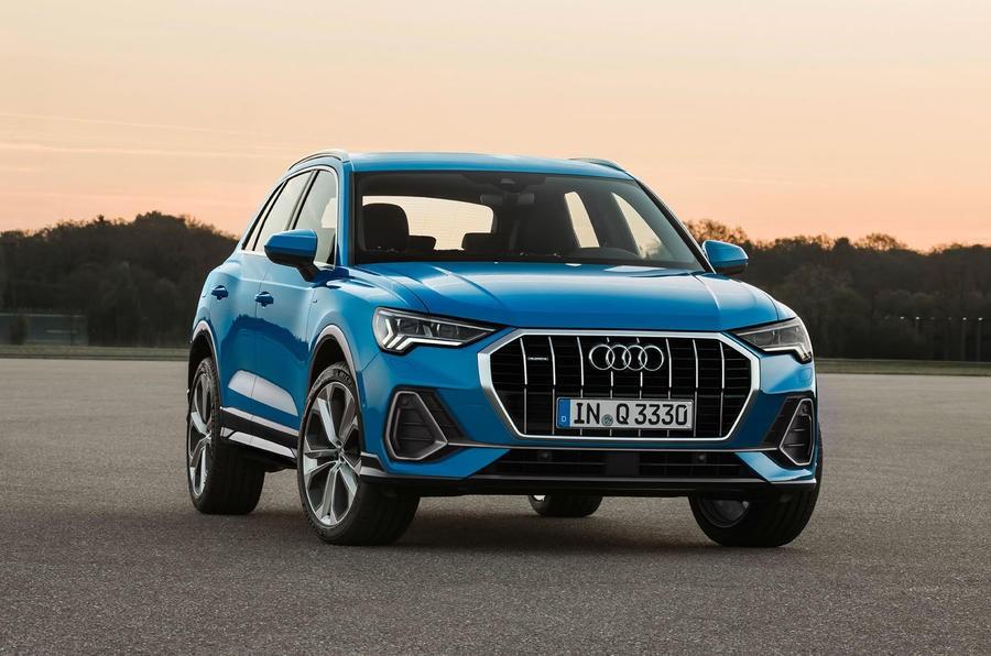 новый 2019 Audi Q3 Suv вступит в бой с Bmw X1 и Volvo Xc40 автомания