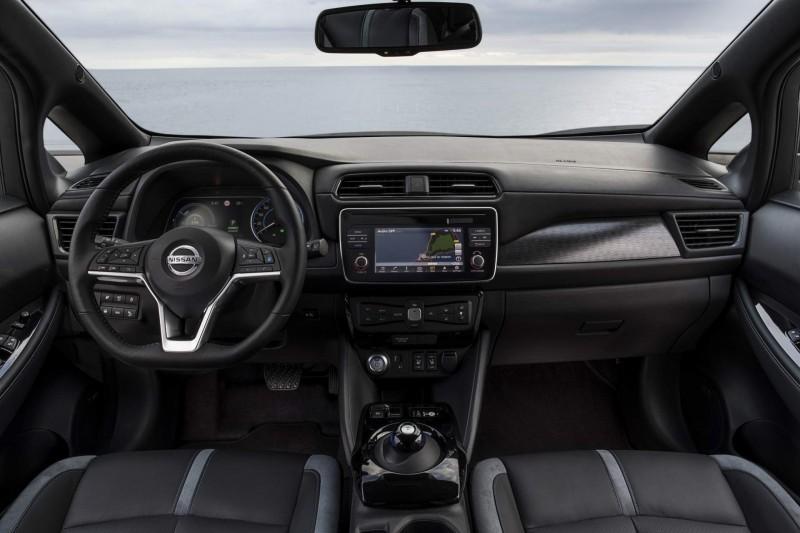 Nissan Leaf — самый продаваемый EV в Европе