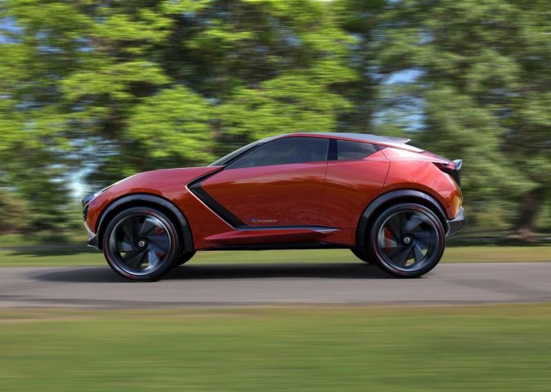 Nissan интригует «невиданным ранее» концептом, который привезет в Женеву