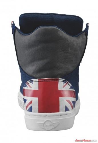 Британское подразделение Mini. кеды Union Jack Sneaker.