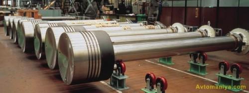Самый большой двигатель в мире от Wartsila-Sulzer [8 фото]