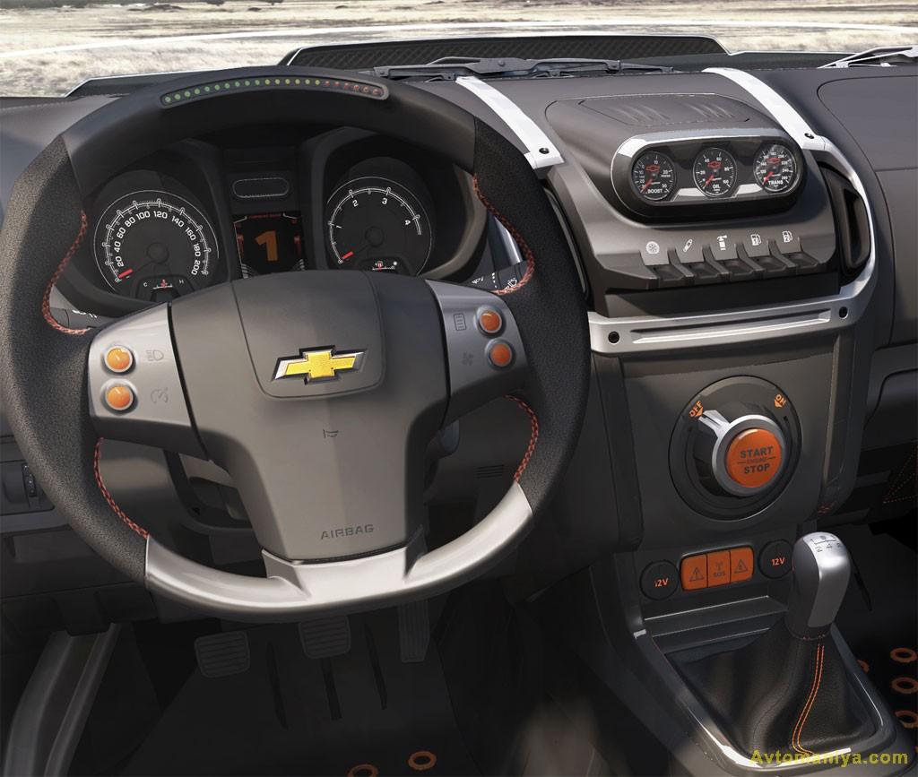 Концепт 2012 Chevrolet Colorado …