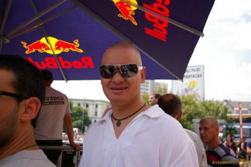 За кулисами Red Bull Ралли на Тарантасах: Киев 2011 [126 фото]