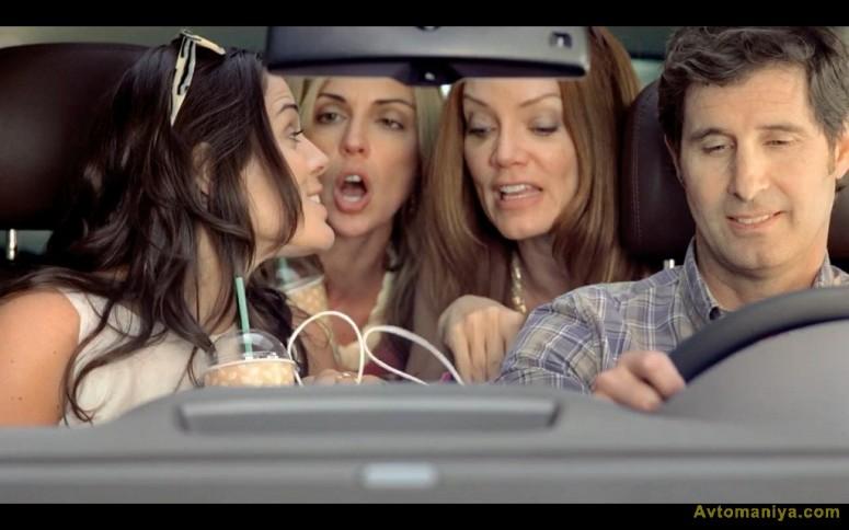 Забавная реклама Volkswagen Tiguan