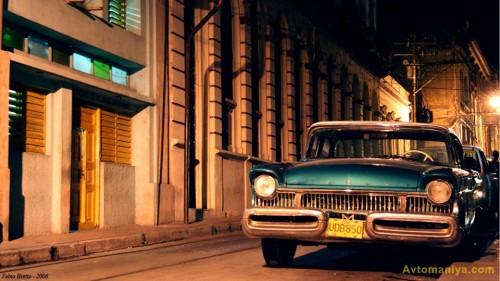 Американская классика может исчезнуть с улиц Кубы [21 фото]