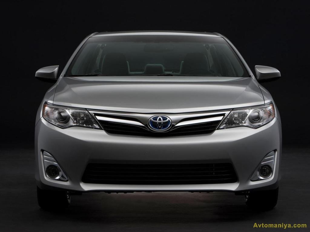 Toyota Camry <strong>2012</strong>: �����-�������-�������� ����� :: ���������