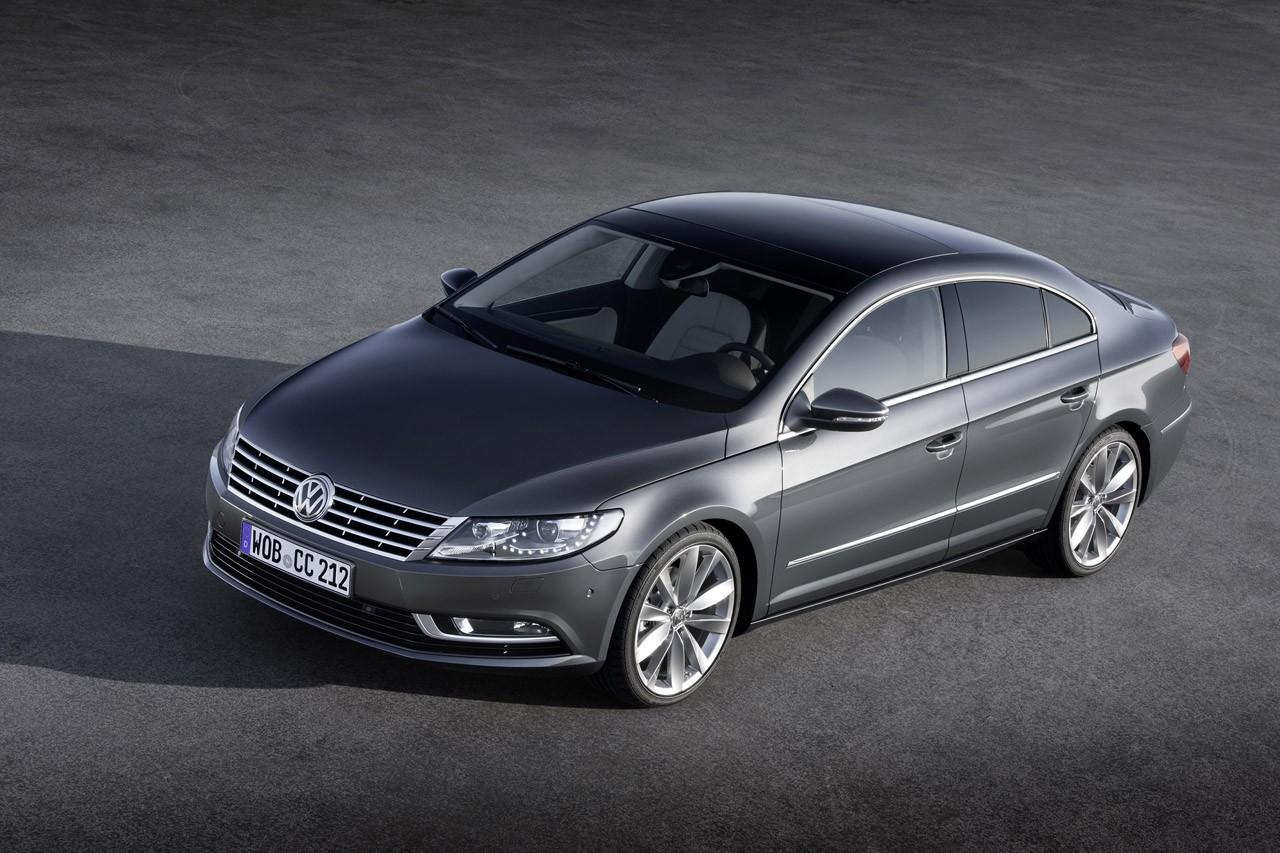 Volkswagen CC 2013: допремьерный показ, фото :: АвтоМания