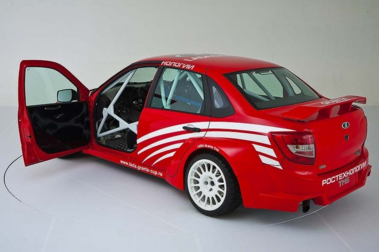 Lada Granta WTCC Coches WTCC 2012 Cars WTCC 2012