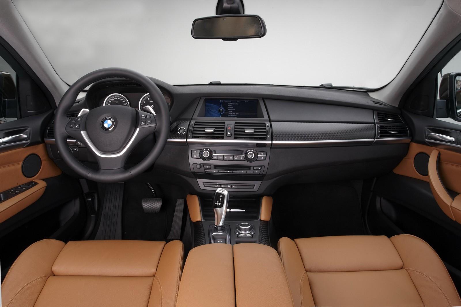 2013 BMW X6 и Х6М: официальные фотографии и характеристики ...