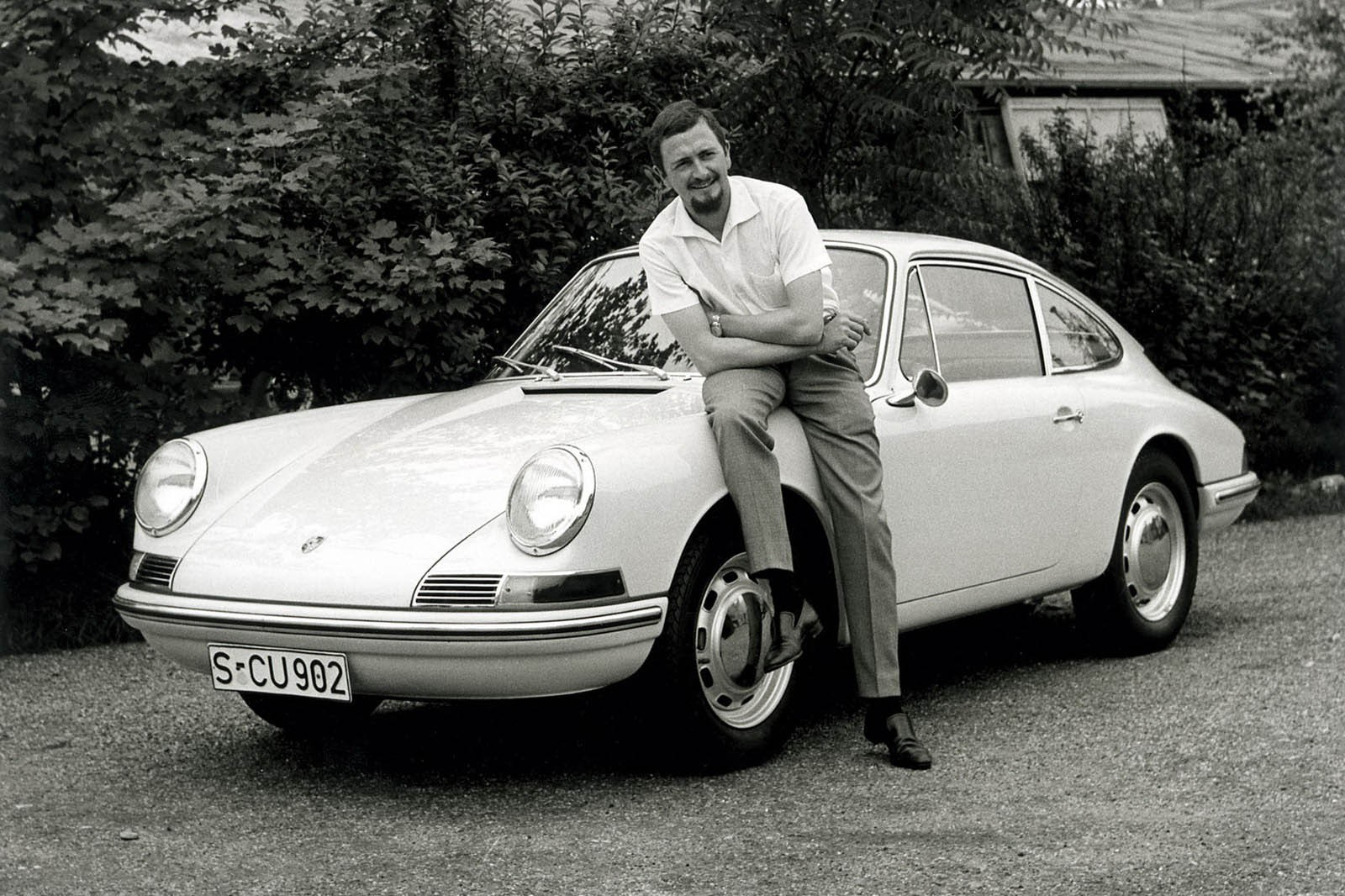 an introduction to the life of ferdinand porsche