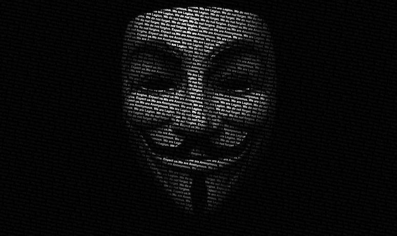 Anonymous взломал сайт Формулы-1.