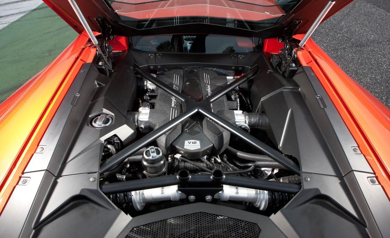 Lamborghini Aventador Reviews Specs amp Prices  Top Speed