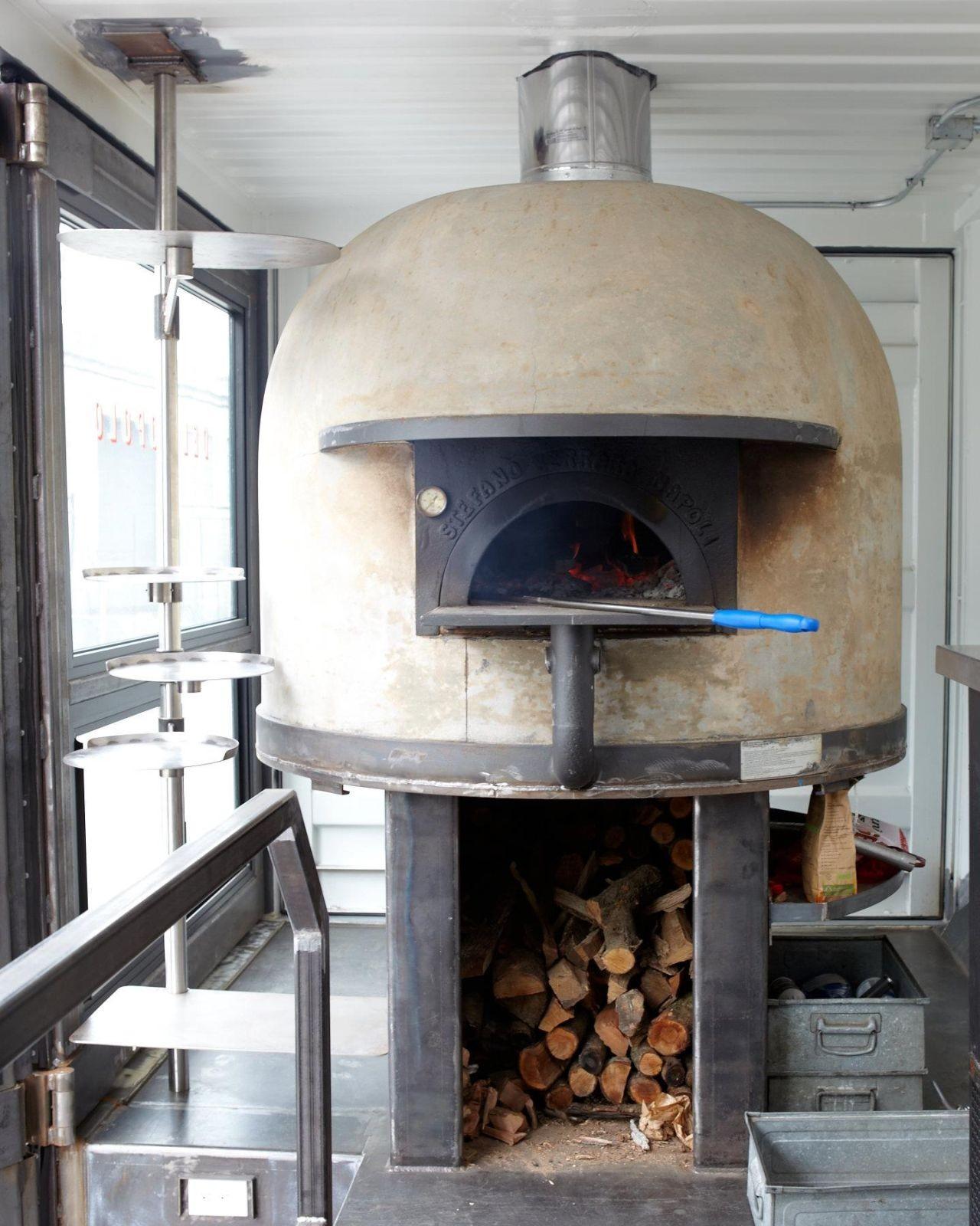 Как сделать своими руками печь для пекарни