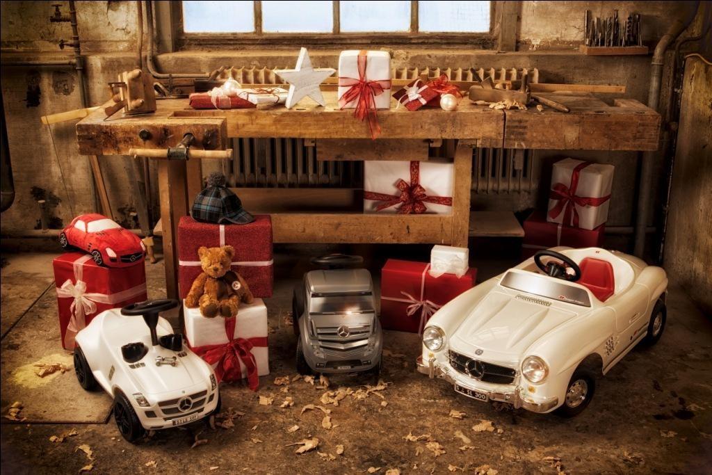 Подарок с тематикой автомобиля