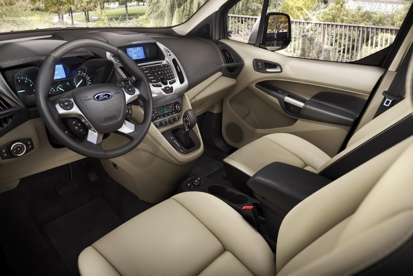 Новый форд транзит 2014 фото