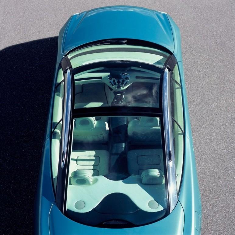 Забытый концепт: 1996 Mercedes-Benz F200 «Фантазия» [фото]