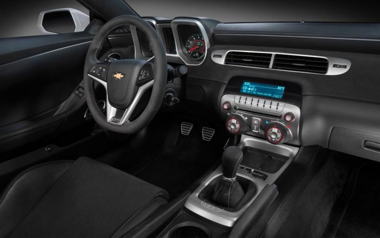 Chevrolet Camaro Z/28: пять вещей, о которых вы не знали