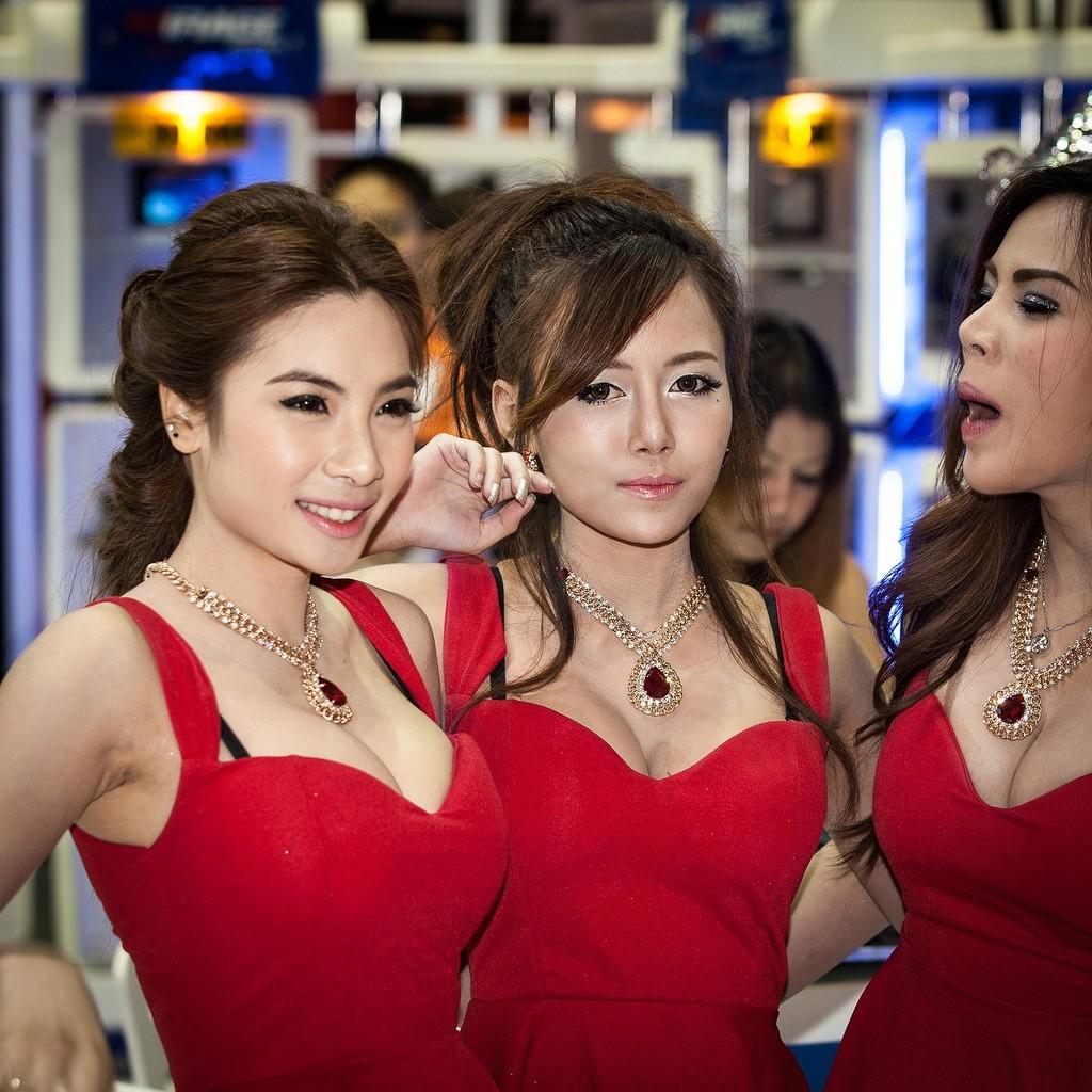 Тайландские девушки фото