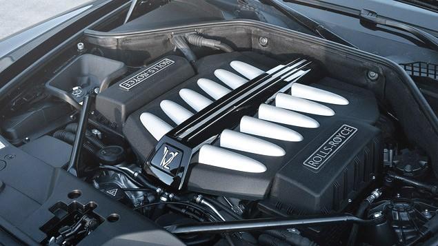 Тест-драйв роскошного Rolls-Royce Ghost [фото]