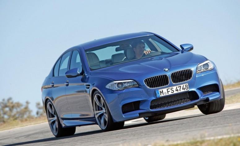 2014 BMW M5 и M6 получили дополнительный пакет Competition