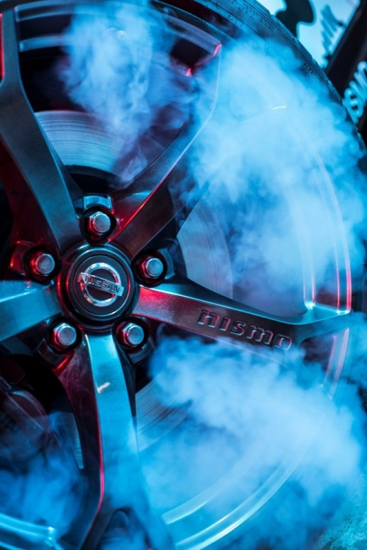 Психоделический Nissan 370Z Nismo выйдет на трассу ралли Gumball 3000