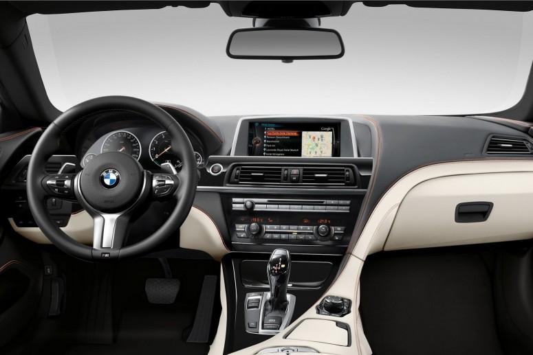 BMW 6 Series: пакет M Sport Edition позаботится об индивидуальности