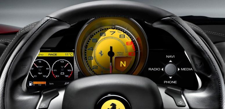 """Следующее поколение Ferrari 458 Italia получит турбированную \""""шестерку\"""""""