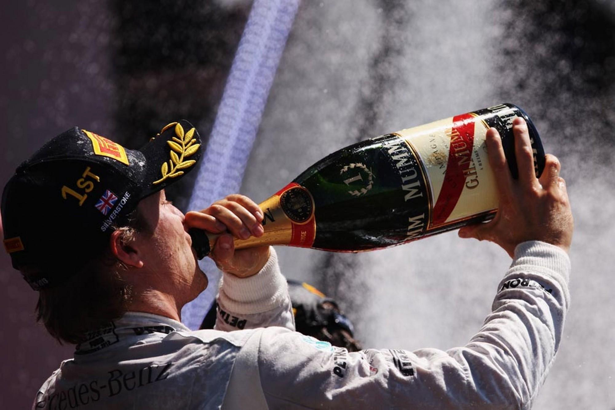 Шампанское за победу картинки