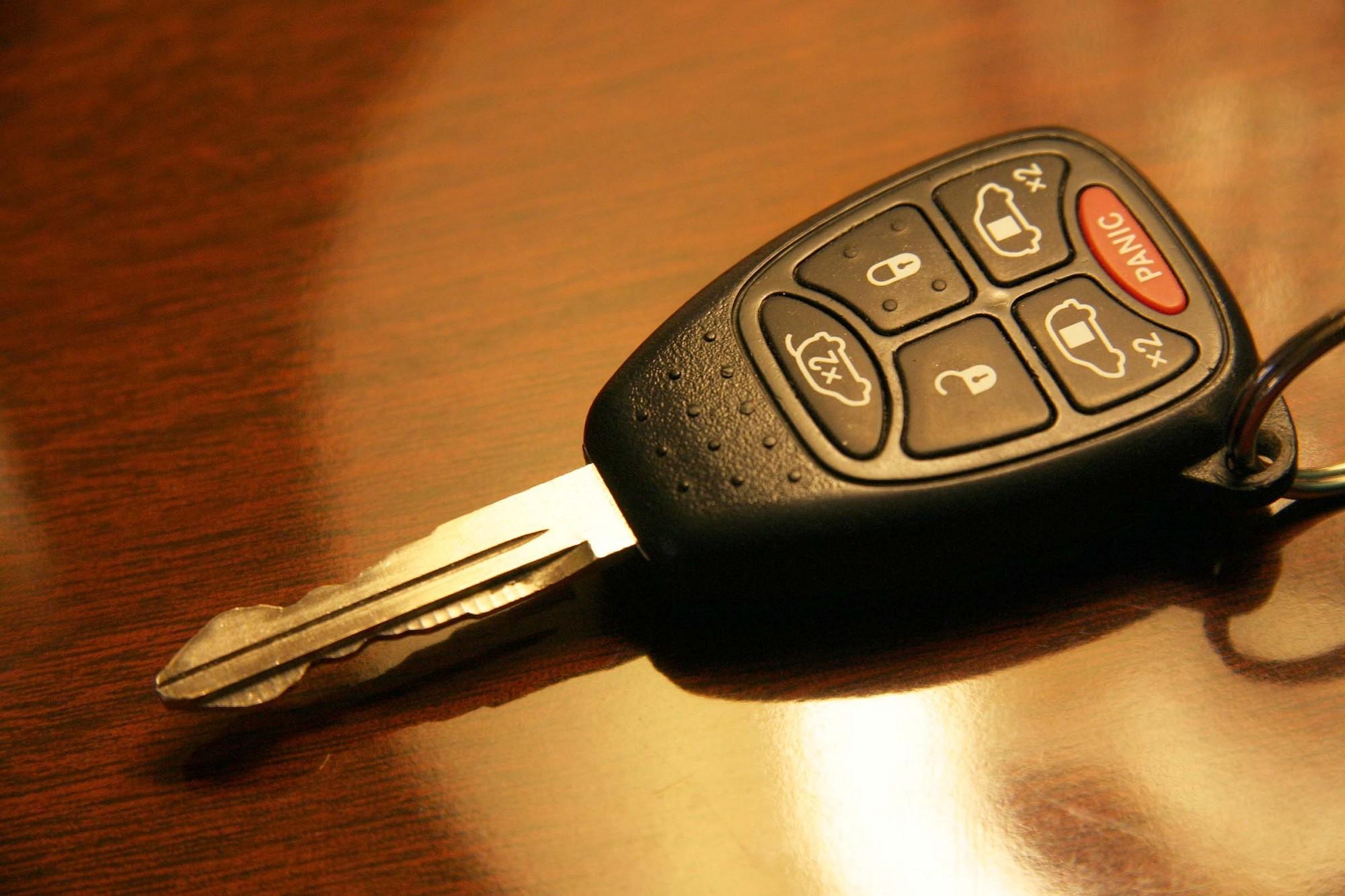 Программирование электронных ключей своими руками